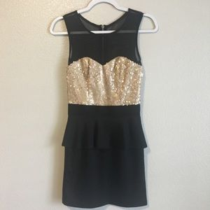 Speechless party dress. Size small